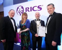 Wellcome-Wolfson Institute picks up double award at RICS Awards 2016!