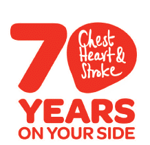 Health-checks underway at Harvey Group as Chest Heart and Stroke celebrate their 70-year anniversary!