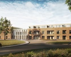 "Harvey Group take extra ""Care"" at New Stanmore Home"