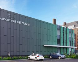 Design, deal, deliver! Construction contract awarded for PHS.